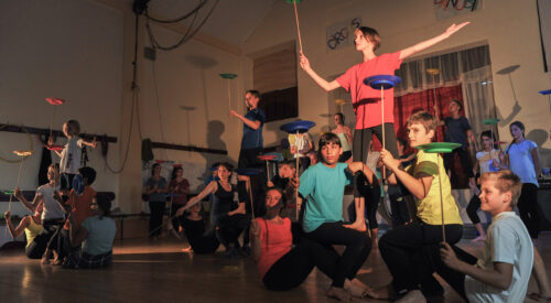 Circus Danubii 2